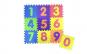 """Covor puzzle, flexibil, """"Eva puzzle mats"""", 10 piese de 30 x 30 x 1 cm cu cifre de la 0 la 9"""