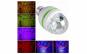 Glob disco cu Mp3 player si telecomanda + 2 becuri disco rotative