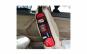 Organizator lateral scaun auto, Rosu cu negru