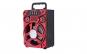 Boxa portabila rosie, 502 Aux, USB, card