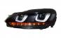 Set 2 faruri LED compatibil cu VW Golf 6