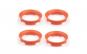 Set 4  inele centrare jante 68 0 57 1