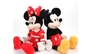 Plus Mickey Mouse si Minnie Mouse, 50cm