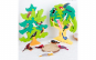 Joc puzzle 3D, Copac WD7021