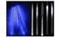 Instalatie luminoasa 5 turturi cu led - 80 cm