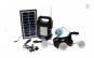 Bec solar cu kit incarcare GSM