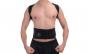 Corector postura spate Real Doctors XL (talie 86-120 cm inaltime 173-195 cm) negru, centura spate, centura corectoare, ham spate