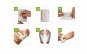 Set 10 plasturi Kinoki + 1 Set Gratis