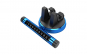 Suport telefon MRG MXY168, Pentru masina, cu placuta numar telefon, albastru C605