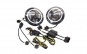 Set faruri cu Angel Eyes si 2 faze JEEP Wrangler JK 2007