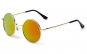 Ochelari de soare John Lennon Vintage - Lemon cu reflexii Orange/Auriu
