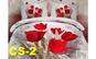 Lenjerii Bumbac Satinat Luxury 3D