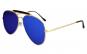 Ochelari de soare Aviator Outdoorsman Albastru - Auriu