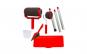 Set 2x Trafaleti Profesional cu umplere + rezervor recipient 700 ml + brat extensibil 71 cm 2x accesorii + breloc inscriptionat GrigProject
