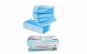 Masti de unica folosinta cu 3 pliuri si 3 straturi Intellisec, Albastru