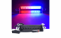 Lampa flash stroboscopica pentru parbriz