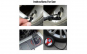 Compresor auto / Roata cu 3 capete