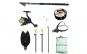 Pachet de pescuit complet cu lanseta 2.4m, mulineta, lanterna led, senzor, juvelnic si accesorii