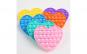 Jucarie senzoriala Antistres - PUSH POP IT BUBBLE - din silicon cu diferite forme si culori