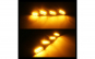 Set 4 x Lumini de zi, decoratie grill