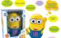 Jucarie interactiva model Minion, ce ajuta la dezvoltarea inteligentei celui mic