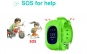 Ceas smart copii cu GPS si apel SOS