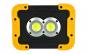 Lanterna reincarcabila LED COB cu indicator de consum si doua tipuri de iluminat
