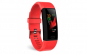 Bratara Fitness Smartband Techstar® T12 Waterproof IP67  Bluetooth 4.2  Compatibila Android & iOS  Display TFT 1.14 inch  Rosu