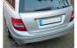 Ornament protectie portbagaj Crom Mercedes C-Class S204 Variant 2007-2015
