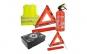 Kit siguranta auto, trusa medicala, 2 triunghiuri, stingator, vesta