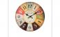 Ceasuri de perete vintage din lemn 34 cm