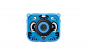 Camera video sport SMARTIC  , camera digitala subacvatica pentru copii, 2.0  , full HD, albastru