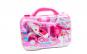 Trusa de doctor cu 9 accesorii si geanta transport, sunete si lumini, material rezistent non-toxic