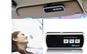 Car kit cu Bluetooth, iti permite sa primesti si sa respingi apeluri telefonice in siguranta in timp ce te afli la volan