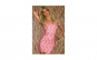 Rochie Coral Floral Pink