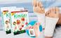 Set 60 plasturi Kinoki pentru detoxifierea organismului