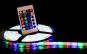 Banda  LED, cu telecomanda si joc de lumini multicolore
