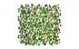 Gard lemn cu frunze artificiale 2x 08 vesnic verde