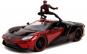 Masina metalica spider-man ford gt 2017 miles morales