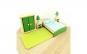 Mobilier dormitor lemn Onshine, 10 piese, finisaje excelente, lacuri non-toxice, design elegant