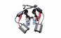 Kit Instalatie Xenon tip H7, lumina alba 6000k, balast Slim, putere 35kw Black Friday Romania 2017
