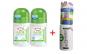 Set 2 Deodorante naturale ALOE