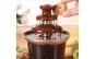 Mini fantana de ciocolata - 3 nivele