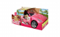 Masina papusii Barbie (roz decapotabila)