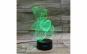 Lampa 3D LED