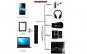 Adaptor Bluetooth (ADPNG) audio