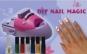 Aparat + kit manichiura Nail Magic