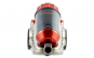 Aspirator ciclonic, fara sac ZVC 17, motor puternic de 700W, putere la perie  200W, recipient colectare transparent de 3,5 L, filtru HEPA