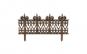 Set 5 x Gardulet decorativ pentru gradina Green Garden - aspect fier forjat