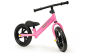 Bicicleta fara pedale Ecotoys, scaun reglabil, Roz, 83x53x41